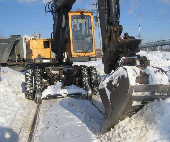 Снегоборьба, 2009 г.