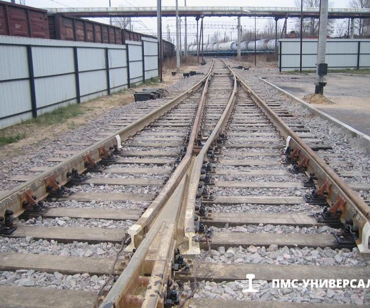 Принят в эксплуатацию путь ЭЧ-4, ст. Нарвская (Октябрьская железная дорога), 2009 г.