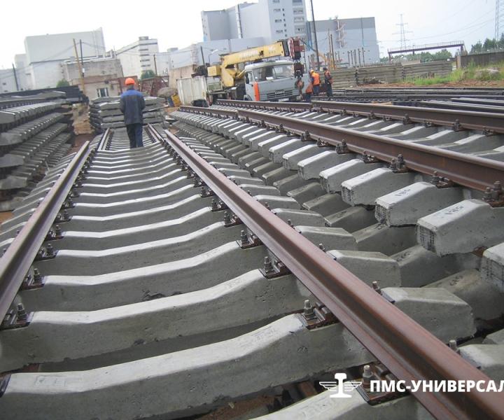 Строительство железной дороги, 2011 г.