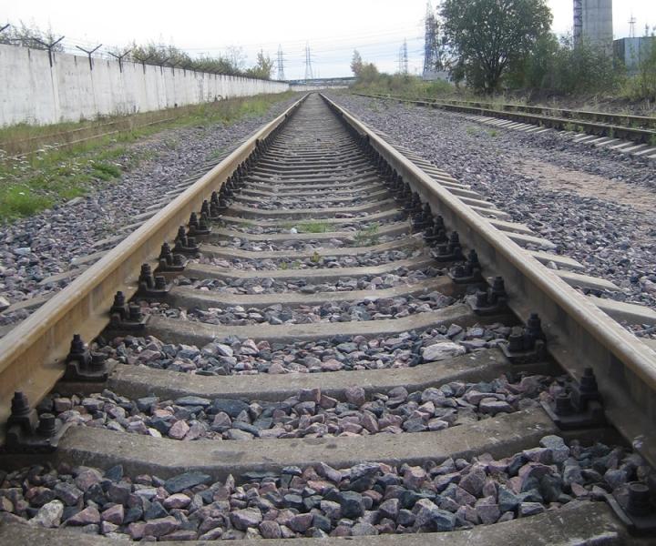 Капитальный ремонт железнодорожного пути ТЭЦ-5 ОАО «Ленэнерго», 2007 г.
