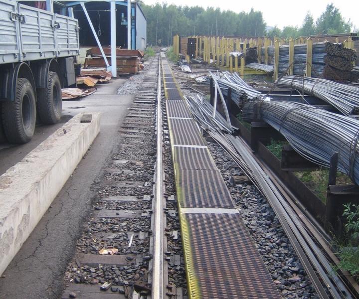 Строительство кранового пути ООО «Фирма Севзапметалл», 2005г.